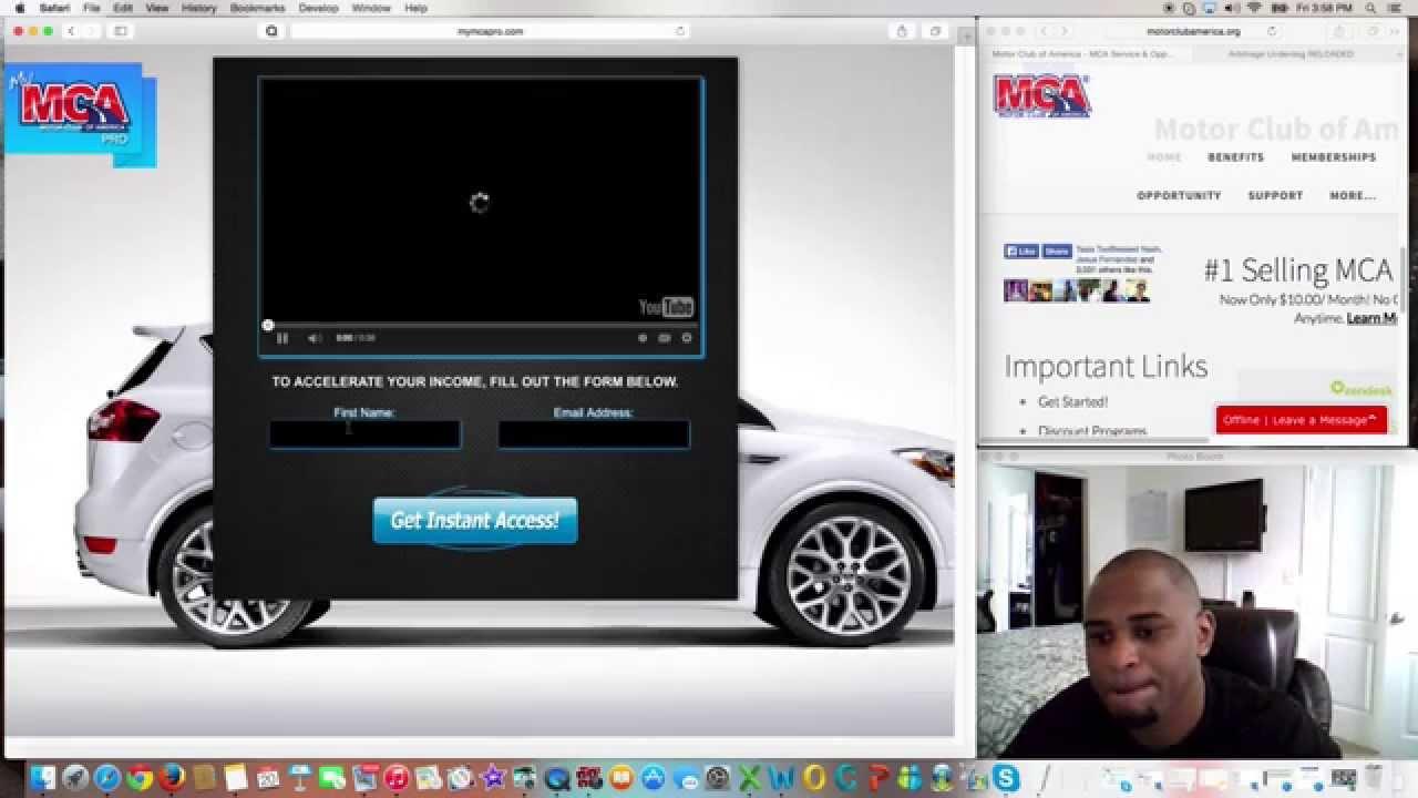 Motor club of america 2015 mca is mca a scam youtube for Motor club america scam