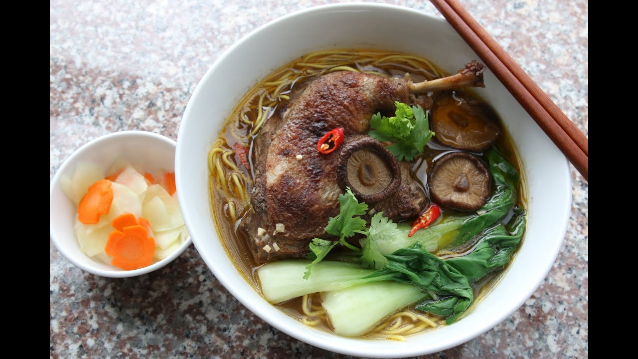 Peking Soup Recipe
