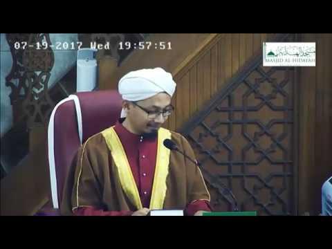 MUKADIMAH CERAMAH AKIDAH AHLI SUNNAH WAL JAMAAH-Ustaz Ahmad Faidzurrahim