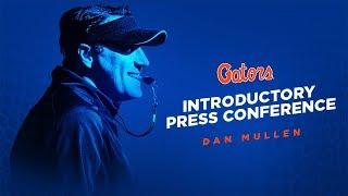 Florida Football: Dan Mullen Introductory Press Conference