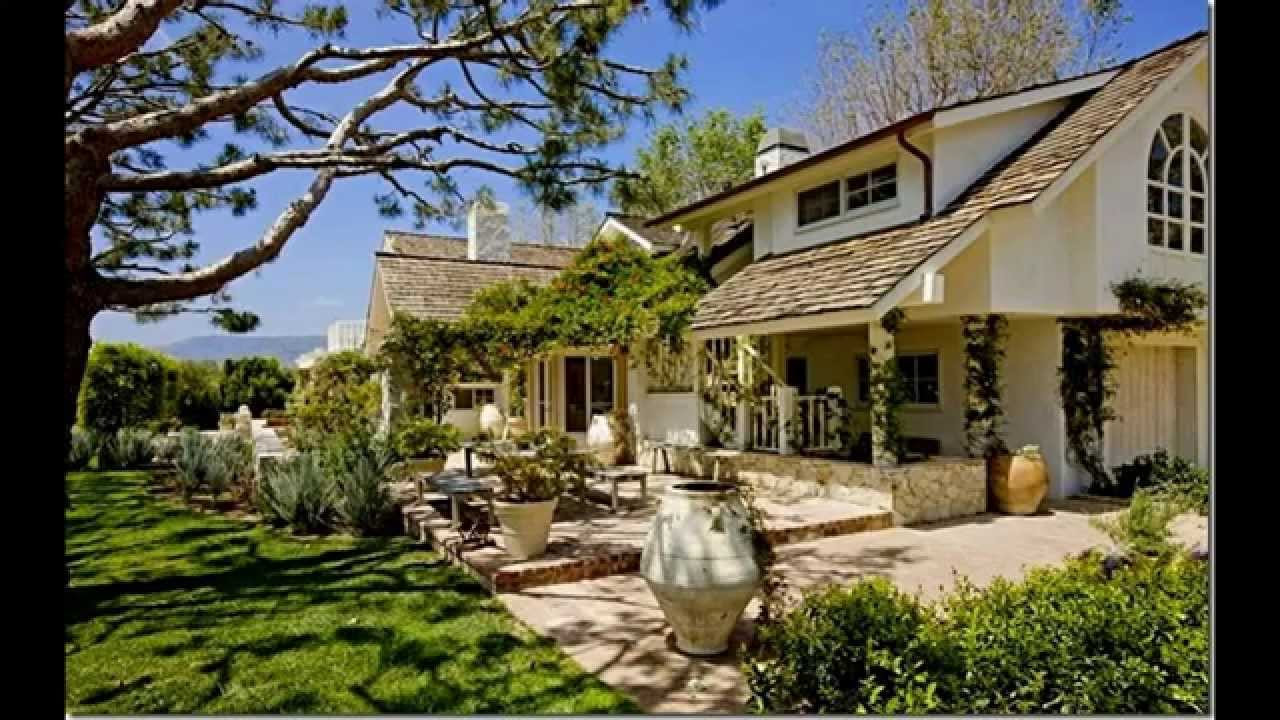 Robert Downey Jr. house in California - YouTube