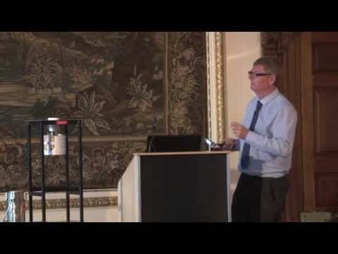 Superconductors are not just for MRI: talk by Professor David Cardwell