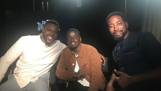 Black Panther: Stars Winston Duke, Daniel Kaluuya on what they had to block out to make it work
