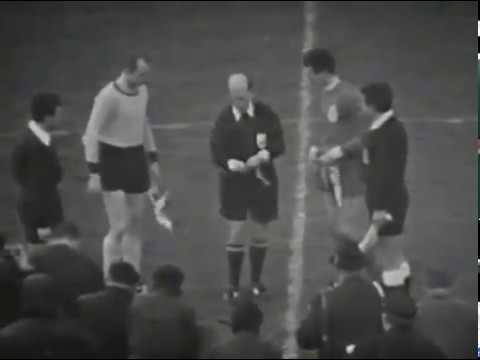 1966 Cup Winners' Cup [Final] - Borussia Dortmund vs  Liverpool