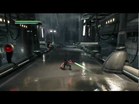Star Wars: The Force Unleashed 2 - Complete Demo Gameplay HD