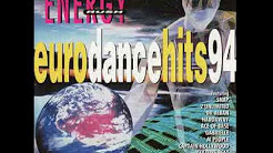 Various Artists - Energy Rush (Euro Dance Hits 94) front cover