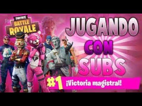DIRECTO|JUGANDO CON SUBS, SCRIMS,CREATIVO (FORTNITE EN VIVO!)#FORTNITE #temporada9 +150 WINS