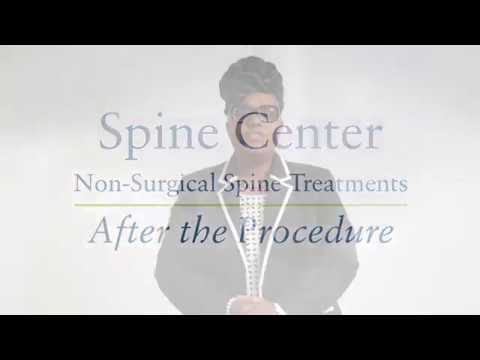 After Your Spinal Procedure