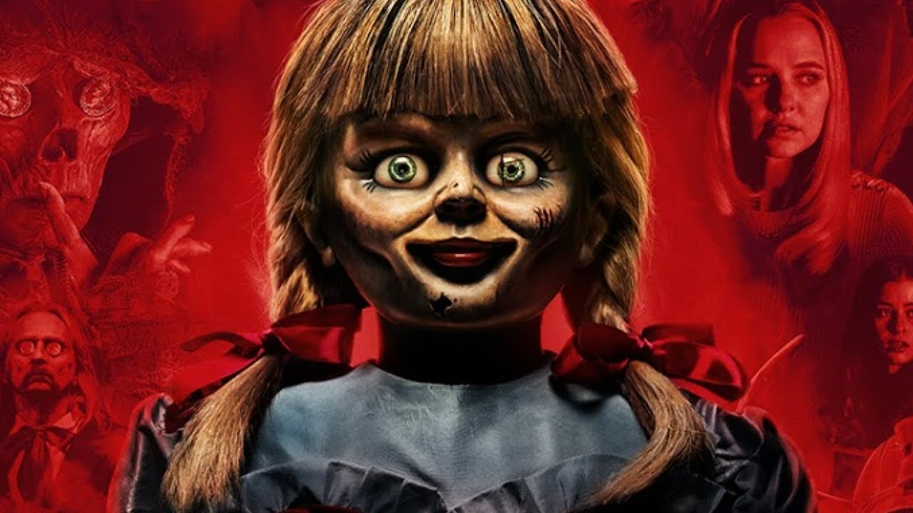 Don T Watch Annabelle Comes Home Until You Watch This Youtube
