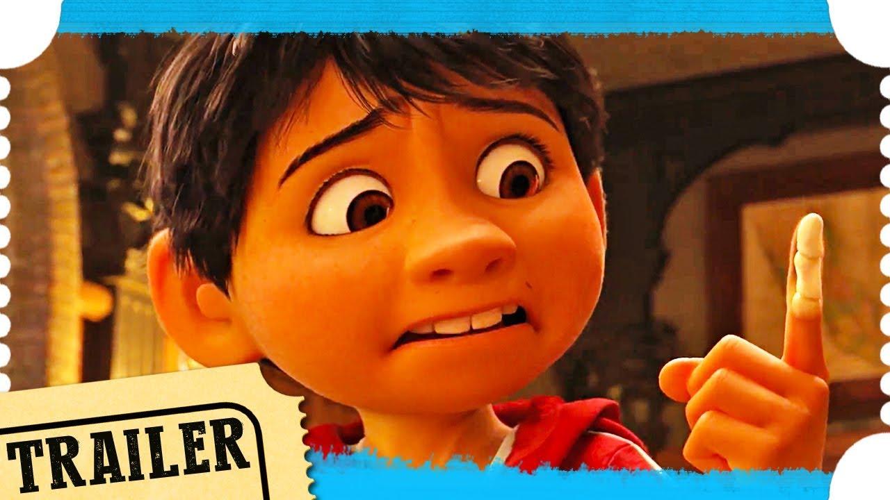 Coco Trailer Deutsch