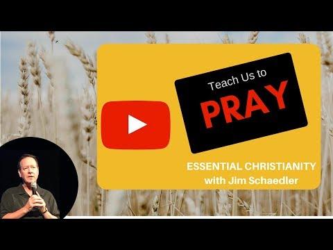 Lord - Teach Us To Pray. How To Do Daily Devotional Prayer!