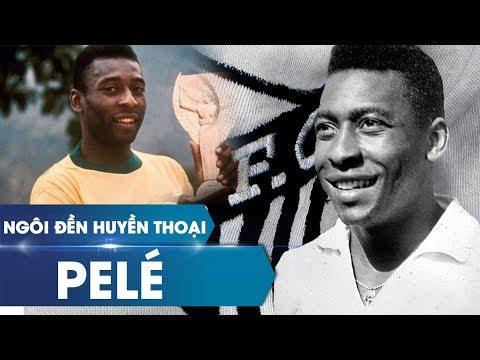 Ngôi đền huyền thoại   Vua môn thể thao vua Pelé