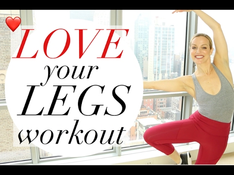 LOVE YOUR LEGS | TRACY CAMPOLI | BEST THIGH WORKOUT FOR WOMEN