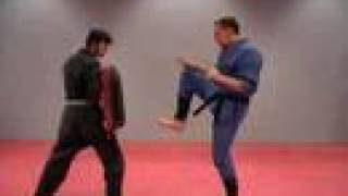 Martial Arts Front Snap Kick How-To by Rick Tew and NinjaGym.com