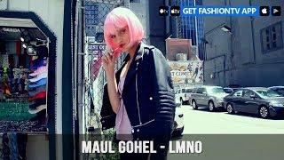 LMNO NEWYORK a fashion film by Maul Gohel | FashionTV