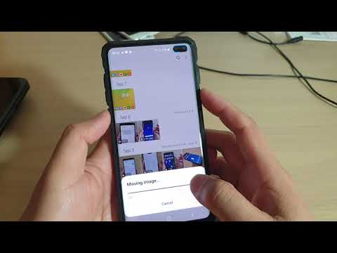 Galaxy S10 / S9/ S10+: How to Find Missing Trash / Recycle Bin