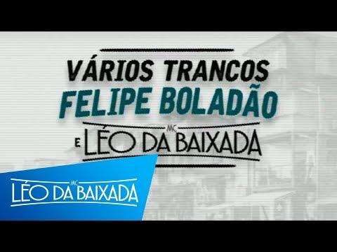 MC Léo da Baixada e MC Felipe Boladão - Fio Desencapado (Lyric Video)