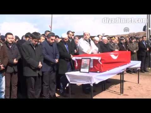 Piyade Çavuş Muhammet Can Kırşehir'de toprağa verildi
