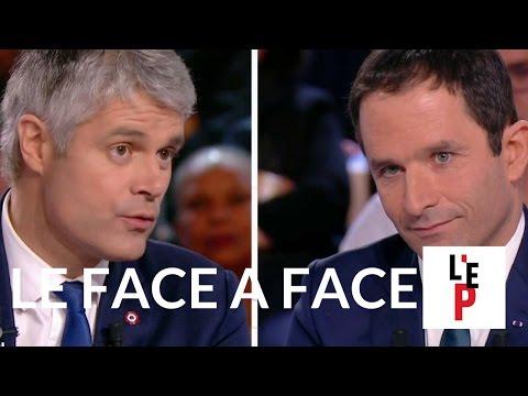 Face-à-face Benoît Hamon / Laurent Wauquiez - L'Emission politique (France 2)