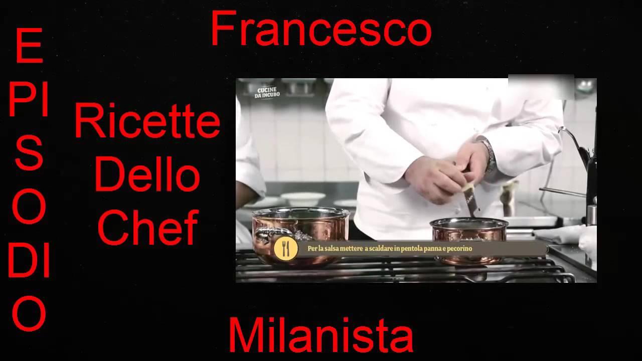 Le ricette di antonino cannavacciuolo cucine da incubo italia episodio 9 hd youtube - Ricette cucine da incubo ...