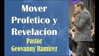 Mira el mover Profetico y revelacion bajo el poder del Espiritu Santo Testimonio