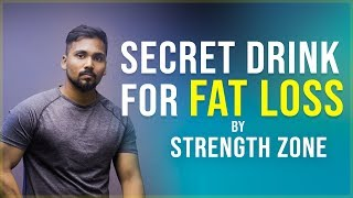 4 secret fat loss drink for a healthy life style