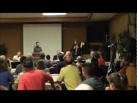 PlanET - Agenda21 Discussion In Knox TN At Bearden Banquet Hall - KeepOurRights.org