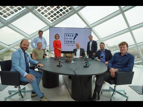 Talk of the Town over Leiderschap in crisistijden