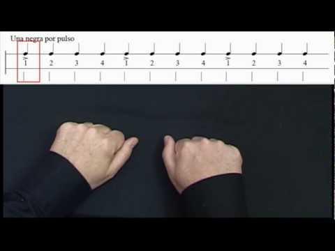 Lenguaje Musical - Educacion Rítmica 02