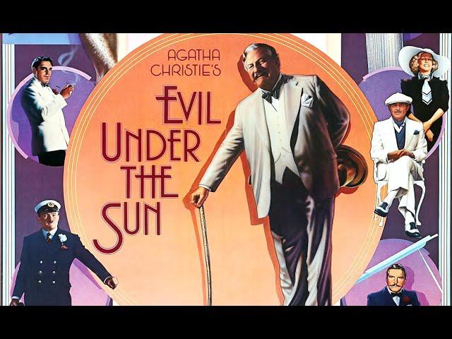 Agatha Christie's DAS BÖSE UNTER DER SONNE / EVIL UNDER THE SUN - Trailer (1982, English)