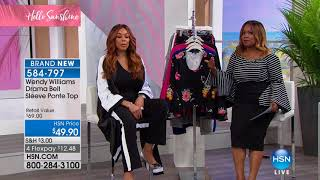 HSN   Wendy Williams Fashions 02.11.2018 - 01 PM