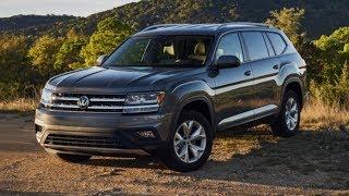 Volkswagen Atlas 2018 Car Review
