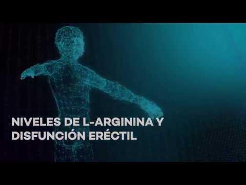 Usos de la arginina en la disfunción eréctil