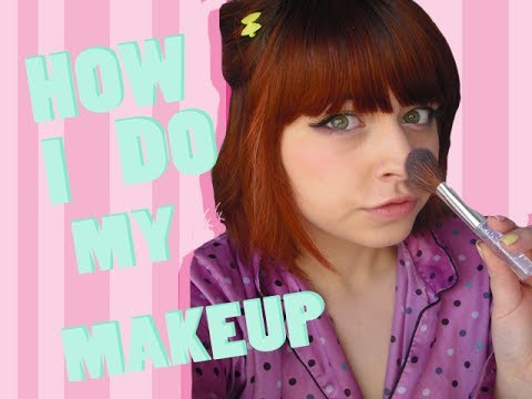。♡✿★How I do my make up★✿ฺ。