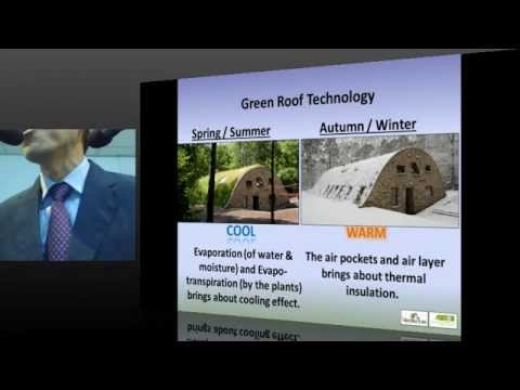 """PUBLIC LECTURE : """"Green Roofs and Roof Gardens – The Specialist's Perspective"""""""