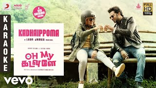 Leon James, Sid Sriram - Kadhaippoma (Karaoke Lyric Video)