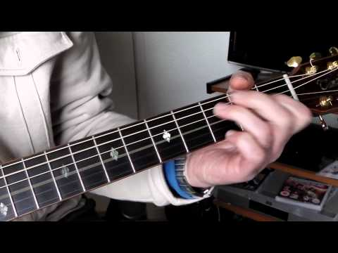 Play 'Oh! You Pretty Things' by David Bowie. Guitar chords and a bit of '8 Line Poem'