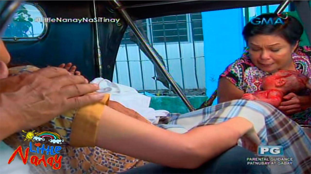 Little Nanay: Tinay gives birth