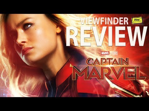 Review Captain Marvel [ Viewfinder :  ]
