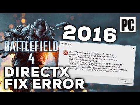 battlefield 1 nvidia driver problem
