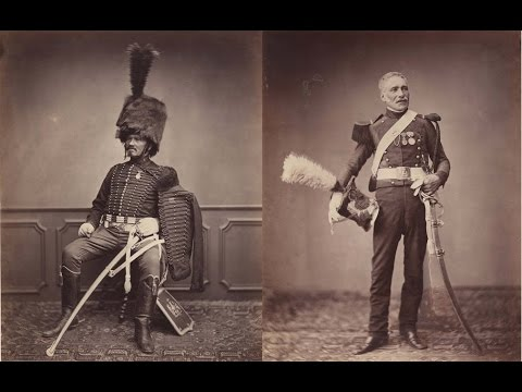 15 STUNNING PHOTOS OF VETERANS OF THE NAPOLEON EMPIRE