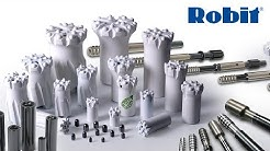 Robit - Top Hammer Product Line