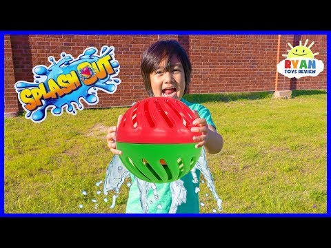 Dont Get Soaked Family Fun Activities with Splash Out!!!