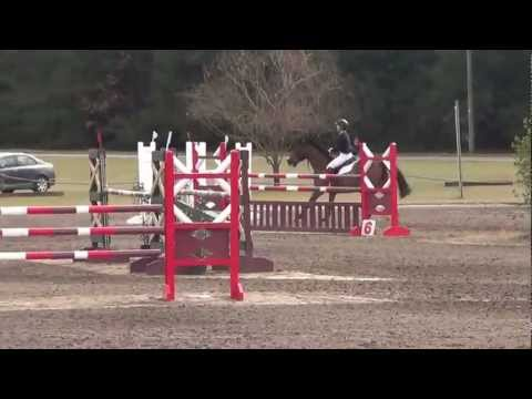 Adele Marchant & George Low Junior/Amateur Jumper Classic- Aiken Cupid Classic 2013