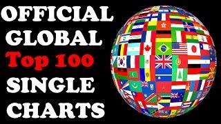 Global Top 100 Single Charts | 24.04.2017 | ChartExpress