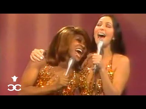 Cher & Tina Turner - Makin' Music Is My Business Medley (Live on The Sonny and Cher Show, 1977)