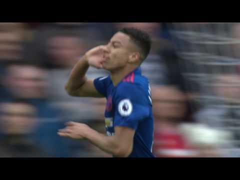 FT Middlesbrough 1 - 3 Manchester Utd