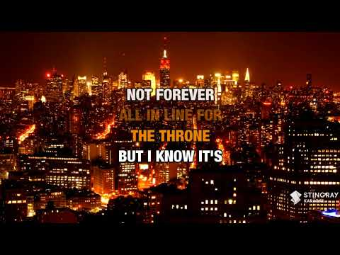Tennis Court in the style of Lorde | Karaoke with Lyrics