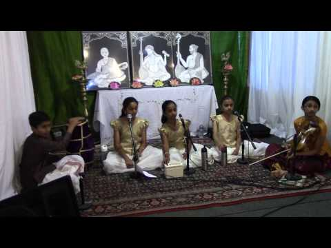 Swranjali Group Performance, Sivamani Residence, Navaratri 2015 (Part 2)