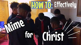Marvin Sapp: Close | Official Mime Video | HOW TO: Mime (2019)